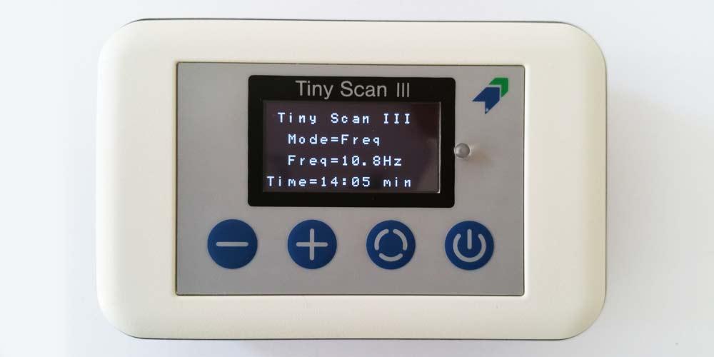 TINY SCAN III W